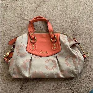 Coach Ashley Op Art Bag